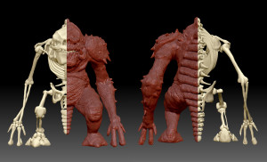 Rancor Split view