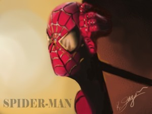 colour spidey
